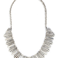 ModCloth Boho Leading Edge Necklace