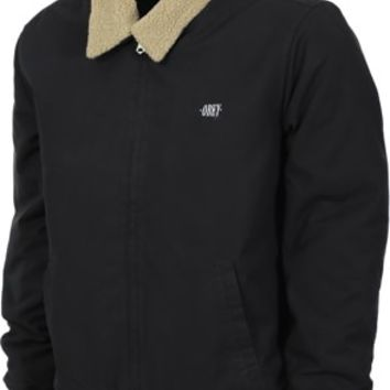 Obey Clubber Jacket - black - Free Shipping