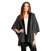 Women's Poncho Sweater - Mossimo
