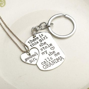 ca PEAPTM4 Jewelry Stylish New Arrival Shiny Gift Keychain Chain Home Gifts Accessory Necklace [8026346503]