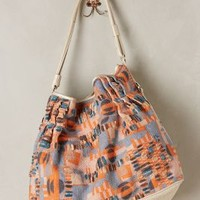Precipice Hobo Bag by Blank Orange One Size Bags