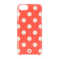 Kate Spade New York Le Pavillion Jewels Resin Phone Case for iPhone 5