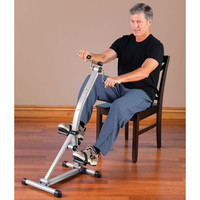 The Seated Whole Body Pedaler - Hammacher Schlemmer