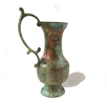 Shop Copper Pitcher On Wanelo