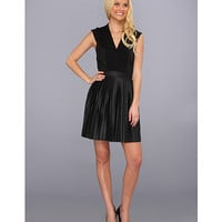 French Connection Solar Pleating Dress