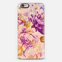 dancing flowers iPhone 6 case by akaclem | Casetify