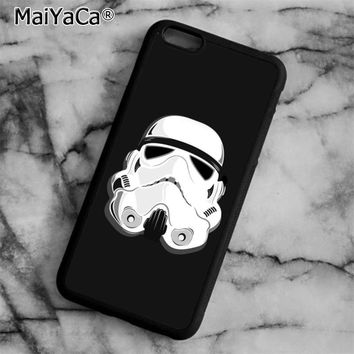 Star Wars Force Episode 1 2 3 4 5 MaiYaCa  Boba Fett Rubber Phone Case Cover for iPhone 5 5s SE 6 6s 7 8 Plus X for samsung S5 S6 S7 edge S8 Plus Shell AT_72_6