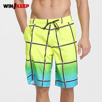 2018 Summer Swim Shorts Mens Swimwear Men Swimming Trunks Male Sea Short Swimming Trunks For Bathing Boardshorts Swimsuit Xxxl