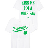 University of Tennessee St. Patrick's Day Tee - PINK - Victoria's Secret