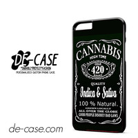 Cannabis Weed DEAL-2315 Apple Phonecase Cover For Iphone 6 / 6S Plus