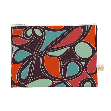 "Miranda Mol ""Retro Swirl"" Everything Bag"