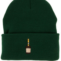 The Henny Beanie in Spruce