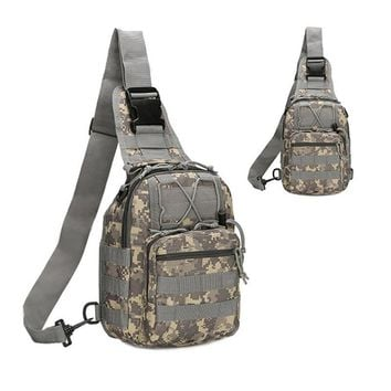Outdoor Military Shoulder Tactical Women Men's Backpack