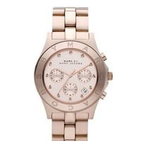 Marc by Marc Jacobs Blade in Rose Gold