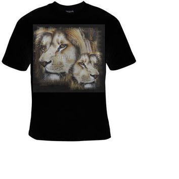 lions the king of the jungle zoo cool funny  T-shirts lion animal