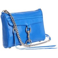 Rebecca Minkoff Mini Mac Clutch Bright Clutch - designer shoes, handbags, jewelry, watches, and fashion accessories