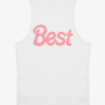BEST Long Tank Top