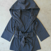 Charcoal Cobblestone Jacket