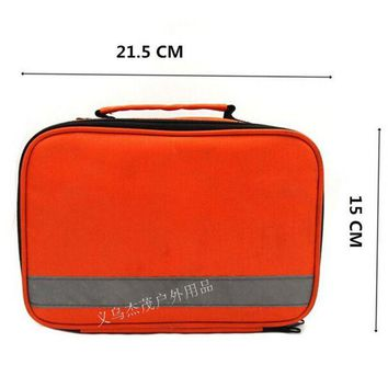 ONETOW New first aid kit Emergency Travel kit Family first aid kit bag outdoor medical Survival kits  21.5*15*8 CM