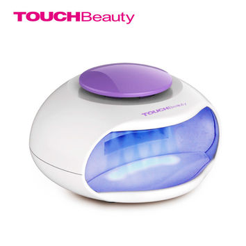 TOUCHBeauty UV nail dryer quick flash off for nail polish electric uv light automatic press switch suitable for finger toe nails