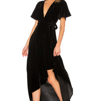 Privacy Please Krause Dress in Black