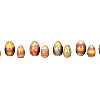 Decorative Eggs, Set of 12, Holiday Objets