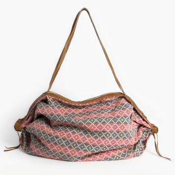 Dhaka Woven Bag - Noonday Collection
