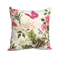 Country Style Cushion Pillow Cover
