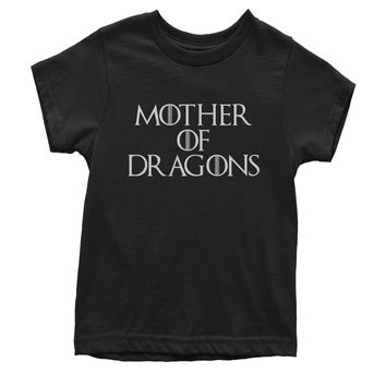 Mother Of Dragons Youth T-shirt