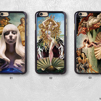 Lady Gaga Protective Phone Case For iPhone case & Samsung case, H39