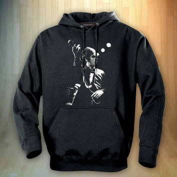 panic at the disco experience hoodie black for men and women