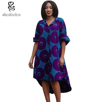 Mirka Ankara long sleeve dress