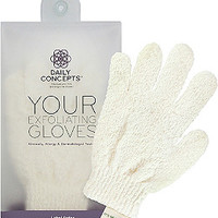 Daily Concepts Your Exfoliating Gloves | Ulta Beauty