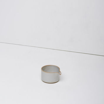 3.3 amp;quot; Milk Pitcher by Hasami Porcelain
