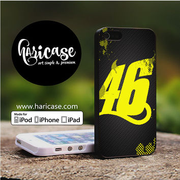 Valentino Rossi Vr46 Devil iPhone 5 | 5S | SE Cases haricase.com