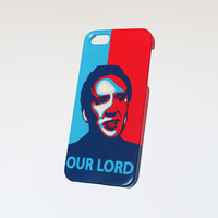 Our Lord Nicolas Cage . iPhone 4 case . iPhone 5 case