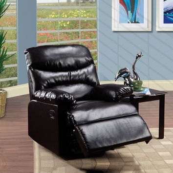 Arcadia Comfy Recliner, Espresso Brown