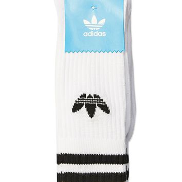 Solid Crew Socks by Adidas Originals | Topshop