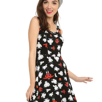 Disney Big Hero 6 Baymax Dress