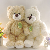 Hot 1 Piece 30cm Kawaii Small Teddy Bears Plush Soft Toys Stuffed Animals