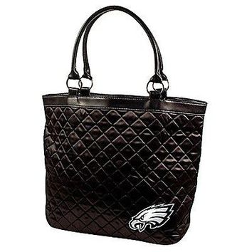 Philadelphia Eagles NFL Licensed Quilted Tote Bag