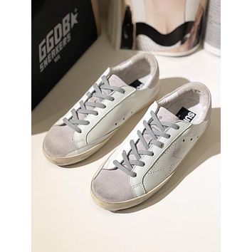 GGDB / Golden Goose Deluxe Brand Uomo / Donna Superstar Shoes Sneaker