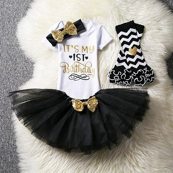 Baby Born 1 Year Birthday Baby Girl Dresses For Baptism Infant Christening Gown Newborn Toddler Clothes For Girls Rompers