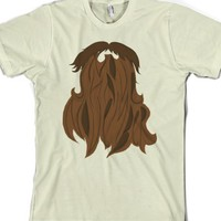 Natural T-Shirt | Cool Movember Shirts