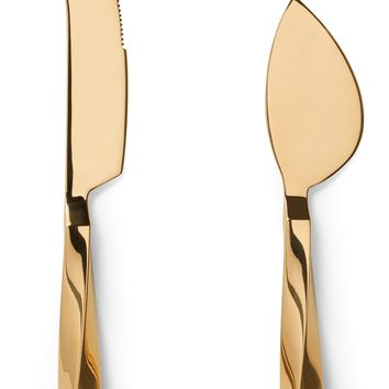 Aerin Loen Set of 2 Cheese Knives | Nordstrom