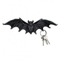 Nemesis Now Bat Key Hanger | Attitude Clothing