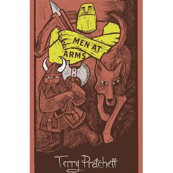 Men at Arms By Terry Pratchett (Hardback)