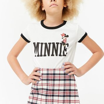 Girls Plaid Skort (Kids)