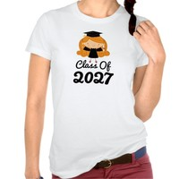 2027 Graduation Gift Idea For Girls T Shirts