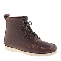 QUODDY® FOR J.CREW 4-EYE GRIZZLY BOOTS